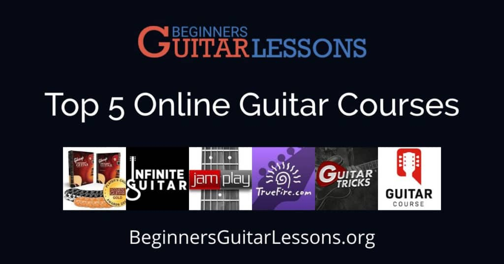 top 5 online guitar courses